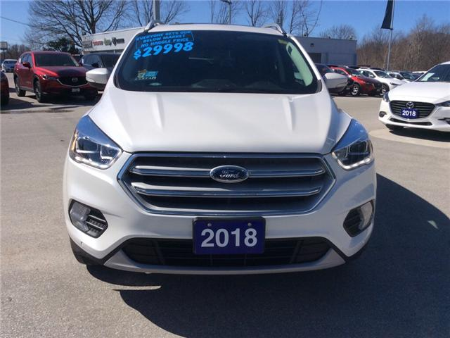 2018 Ford Escape Titanium (Stk: 03330P) in Owen Sound - Image 3 of 21