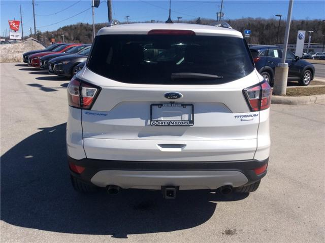2018 Ford Escape Titanium (Stk: 03330P) in Owen Sound - Image 7 of 21
