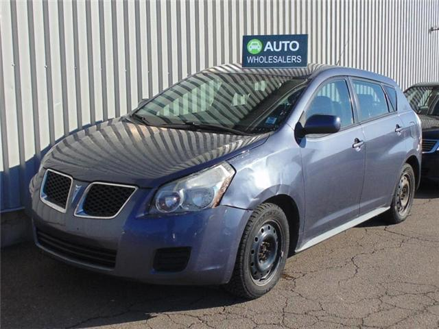 2009 Pontiac Vibe Base (Stk: X4643A) in Charlottetown - Image 1 of 7