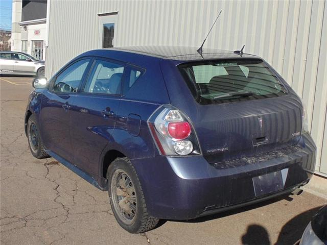 2009 Pontiac Vibe Base (Stk: X4643A) in Charlottetown - Image 2 of 7