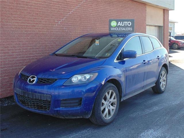 2009 Mazda CX-7  (Stk: SUB1891A) in Charlottetown - Image 1 of 7