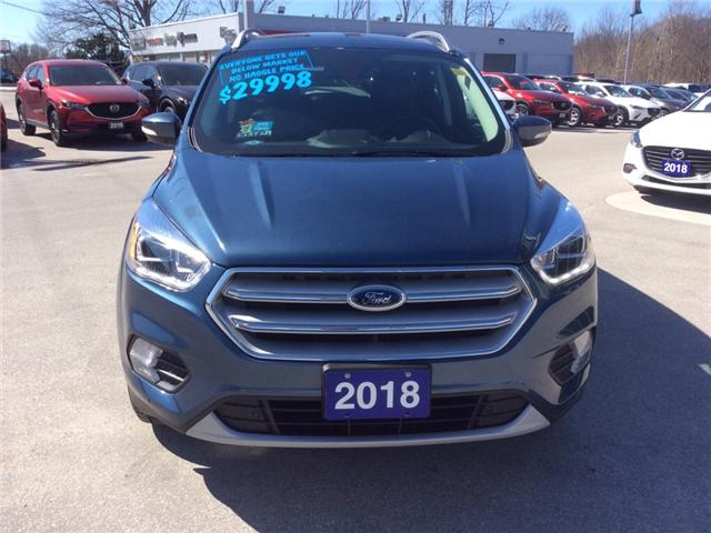 2018 Ford Escape Titanium (Stk: 03331P) in Owen Sound - Image 3 of 22
