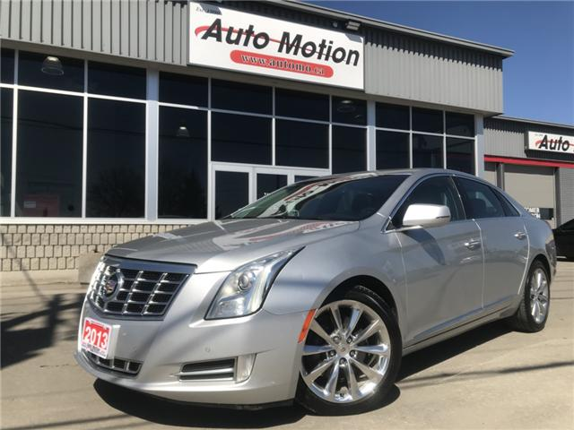 2013 Cadillac XTS Luxury Collection (Stk: 19299) in Chatham - Image 1 of 22