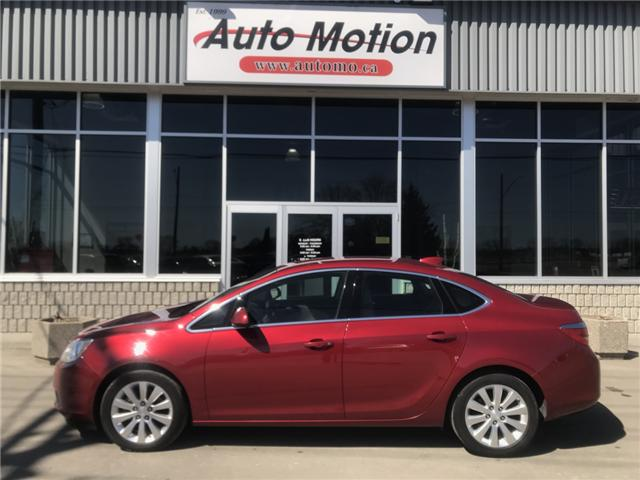 2015 Buick Verano Base (Stk: 19309) in Chatham - Image 2 of 18