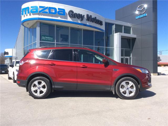 2016 Ford Escape SE (Stk: 03333P) in Owen Sound - Image 1 of 21