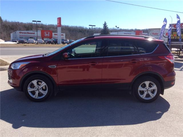 2016 Ford Escape SE (Stk: 03333P) in Owen Sound - Image 5 of 21
