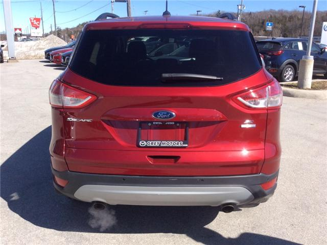 2016 Ford Escape SE (Stk: 03333P) in Owen Sound - Image 7 of 21