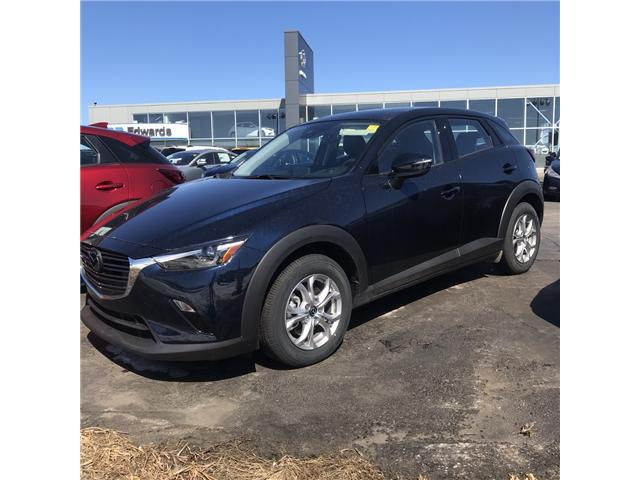 2019 Mazda CX-3 GS (Stk: 219-02) in Pembroke - Image 1 of 1