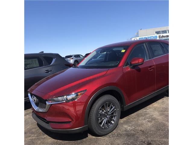2019 Mazda CX-5 GX (Stk: 219-39) in Pembroke - Image 1 of 1