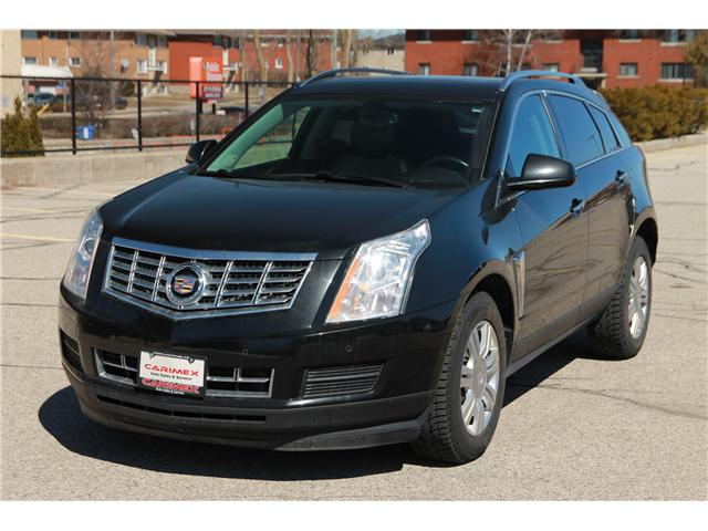 2014 Cadillac SRX Luxury (Stk: 1902052) in Waterloo - Image 1 of 29