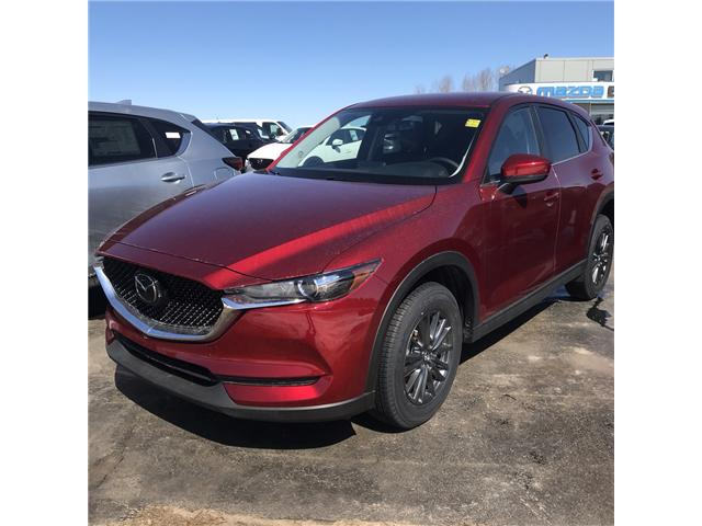2019 Mazda CX-5 GS (Stk: 219-41) in Pembroke - Image 1 of 1
