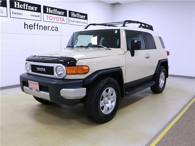 2009 Toyota FJ Cruiser Base (Stk: 195155) in Kitchener - Image 1 of 27