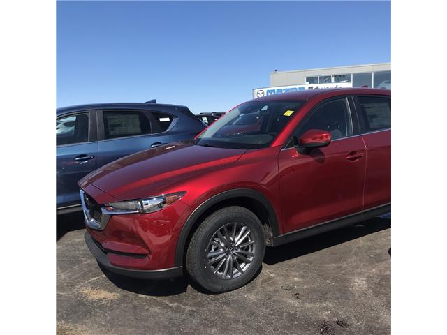 2018 Mazda CX-5 GX (Stk: 218-106) in Pembroke - Image 1 of 1