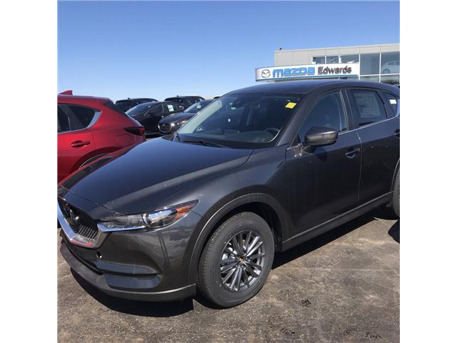 2018 Mazda CX-5 GX (Stk: 218-97) in Pembroke - Image 1 of 1