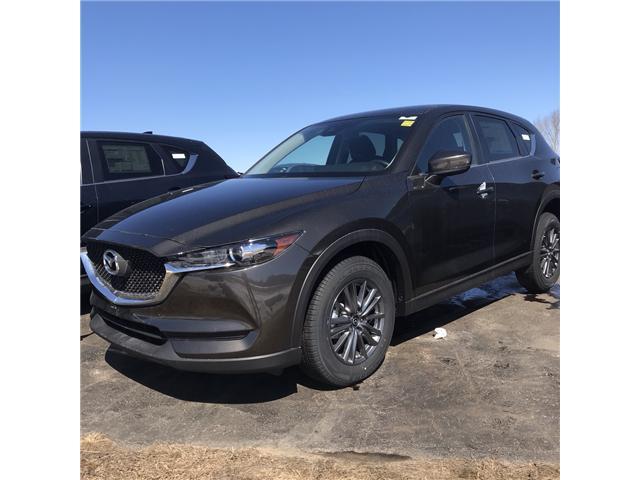 2018 Mazda CX-5 GX (Stk: 218-118) in Pembroke - Image 1 of 1