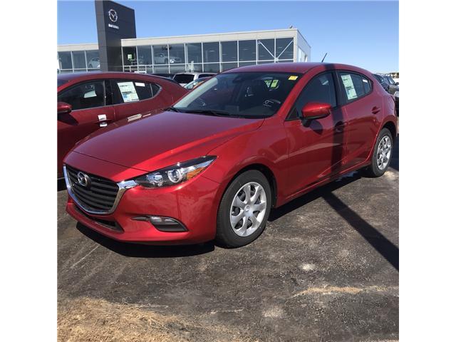2018 Mazda Mazda3 GX (Stk: 218-166) in Pembroke - Image 1 of 1