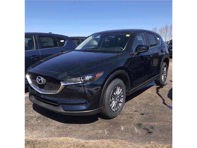 2018 Mazda CX-5 GX (Stk: 218-180) in Pembroke - Image 1 of 1