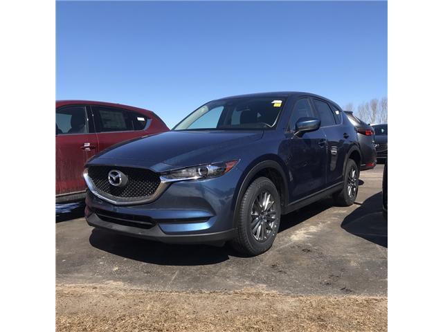 2018 Mazda CX-5 GX (Stk: 218-115) in Pembroke - Image 1 of 1