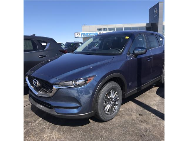 2018 Mazda CX-5 GX (Stk: 218-191) in Pembroke - Image 1 of 1