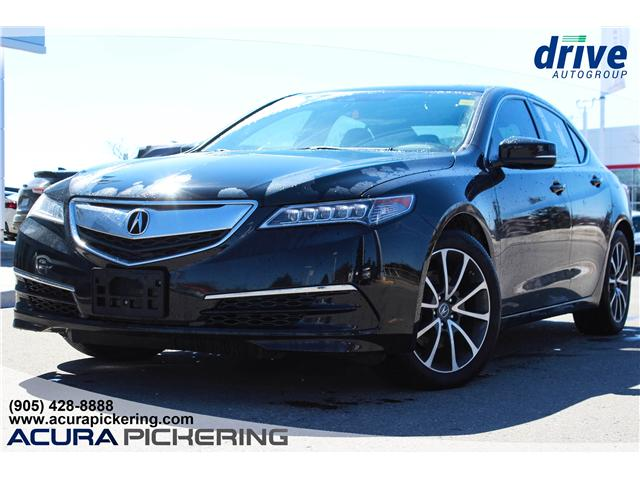 2015 Acura TLX Tech (Stk: AP4788) in Pickering - Image 1 of 31