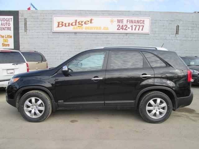 2012 Kia Sorento LX V6 5XYKTDA25CG200801 bp591 in Saskatoon