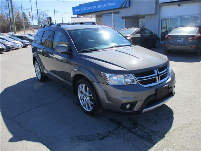 2013 Dodge Journey R/T (Stk: 190323) in Kingston - Image 1 of 13