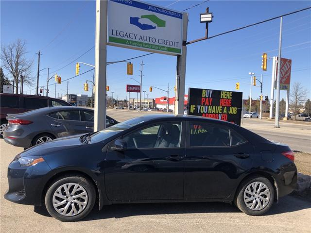 2019 Toyota Corolla LE (Stk: L9037) in Walkerton - Image 1 of 18