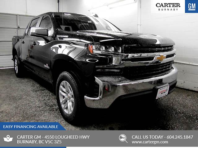 2019 Chevrolet Silverado 1500 LT (Stk: N9-88190) in Burnaby - Image 1 of 13