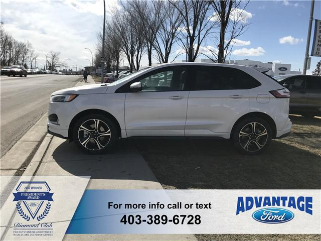 2019 Ford Edge ST (Stk: K-540) in Calgary - Image 2 of 6