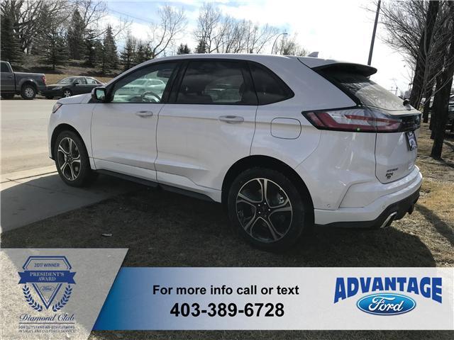 2019 Ford Edge ST (Stk: K-540) in Calgary - Image 3 of 6