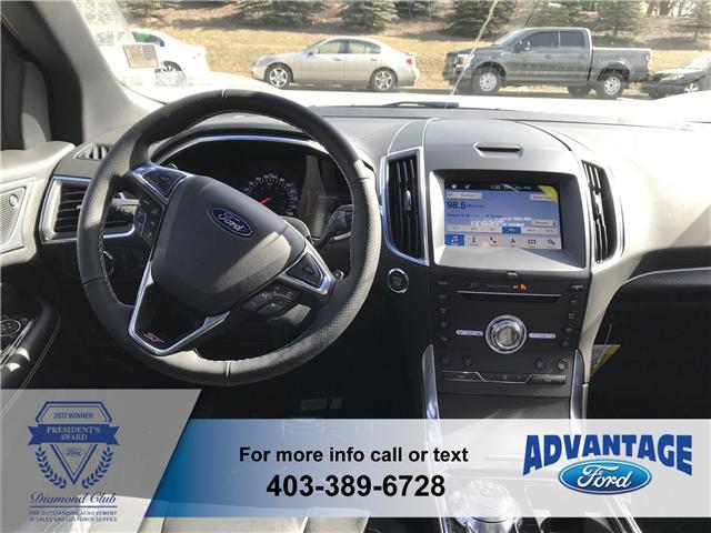 2019 Ford Edge ST (Stk: K-540) in Calgary - Image 4 of 6