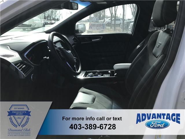 2019 Ford Edge ST (Stk: K-540) in Calgary - Image 5 of 6