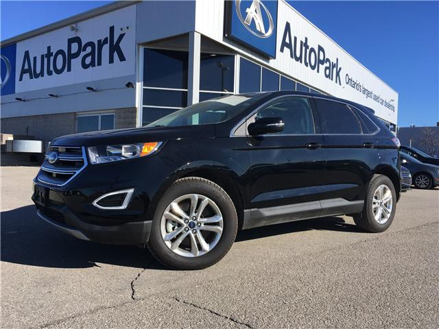 2018 Ford Edge SEL (Stk: 18-21462RMB) in Barrie - Image 1 of 27