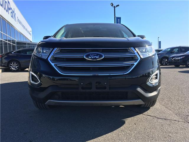 2018 Ford Edge SEL (Stk: 18-21462RMB) in Barrie - Image 2 of 27