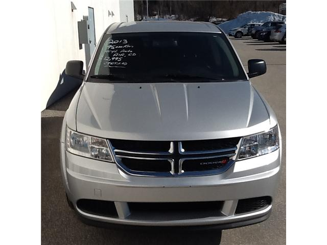 2013 Dodge Journey CVP/SE Plus (Stk: 19153a) in Owen Sound - Image 1 of 4