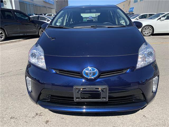 2013 Toyota Prius Base (Stk: ) in Concord - Image 2 of 13