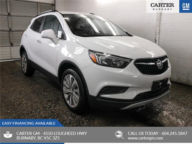 2019 Buick Encore Preferred (Stk: E9-07690) in Burnaby - Image 1 of 11