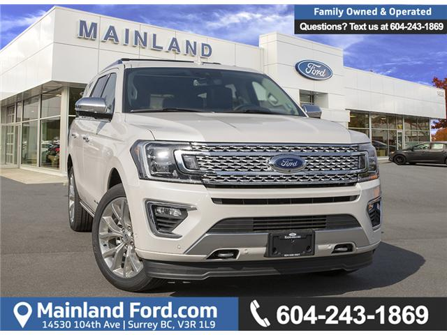 2019 Ford Expedition Platinum (Stk: 9EX8395) in Vancouver - Image 1 of 27
