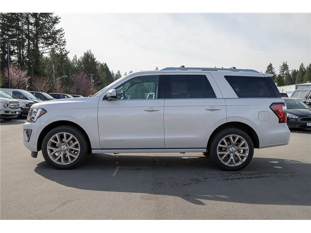 2019 Ford Expedition Platinum (Stk: 9EX8395) in Vancouver - Image 4 of 27