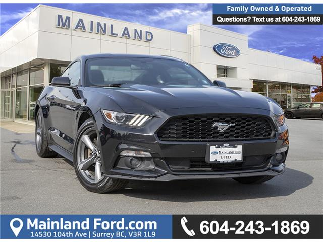 2016 Ford Mustang EcoBoost (Stk: 9MU3627A) in Surrey - Image 1 of 25