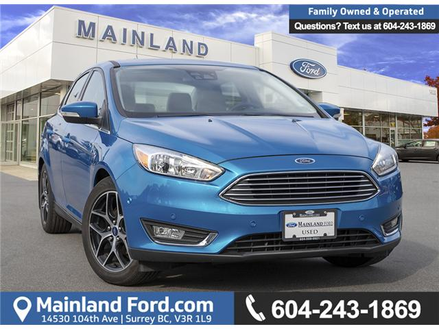 2015 Ford Focus Titanium (Stk: P2017) in Surrey - Image 1 of 28