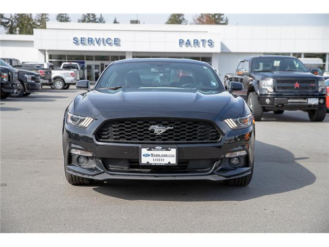 2016 Ford Mustang EcoBoost (Stk: 9MU3627A) in Surrey - Image 2 of 25