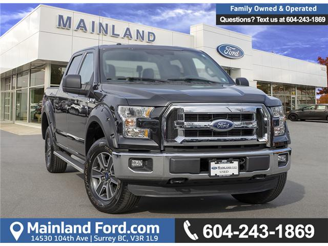 2015 Ford F-150 XLT (Stk: P2550) in Surrey - Image 1 of 27