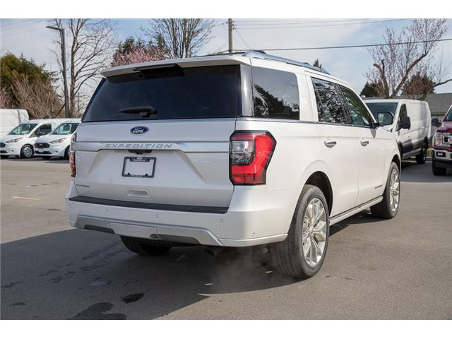 2019 Ford Expedition Platinum (Stk: 9EX8395) in Vancouver - Image 7 of 27