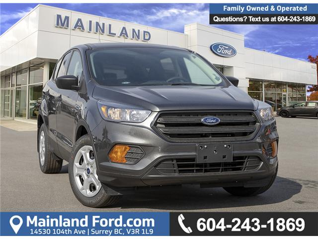 2019 Ford Escape S (Stk: 9ES7213) in Surrey - Image 1 of 28