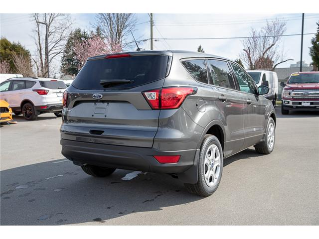 2019 Ford Escape S (Stk: 9ES7213) in Surrey - Image 7 of 28