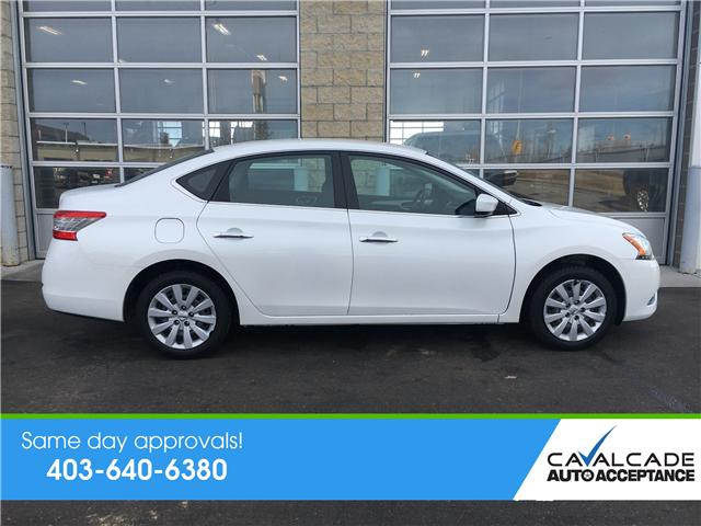 2015 Nissan Sentra  (Stk: R59641) in Calgary - Image 2 of 19