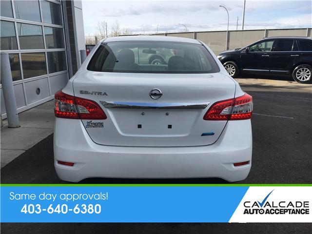 2015 Nissan Sentra  (Stk: R59641) in Calgary - Image 6 of 19
