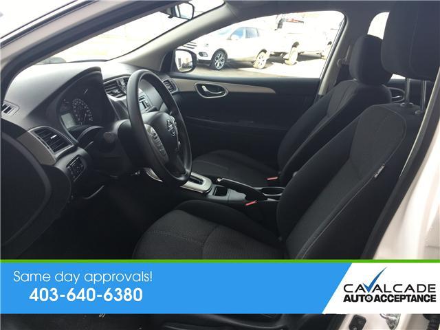 2015 Nissan Sentra  (Stk: R59641) in Calgary - Image 8 of 19