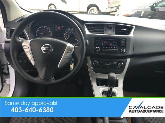 2015 Nissan Sentra  (Stk: R59641) in Calgary - Image 10 of 19
